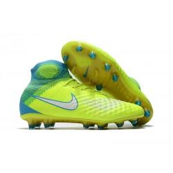 Buty Piłkarskie Nike Magista Obra II Elite Dynamic Fit - Zawistny Niebieski