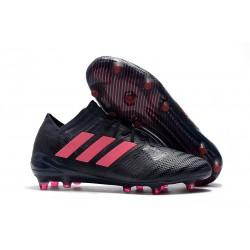 BUTY adidas NEMEZIZ MESSI 17.1 FG - Czarny Różowy