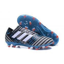 BUTY adidas NEMEZIZ MESSI 17.1 FG - Niebieski Wilczy