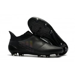Buty adidas X 17+ Purespeed FG - Czarny