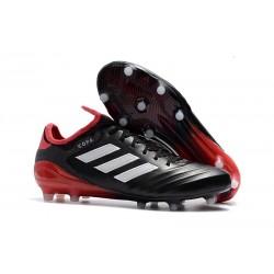 Adidas Buty Piłkarskie Copa 18.1 FG - Czarny Czerwony Biały