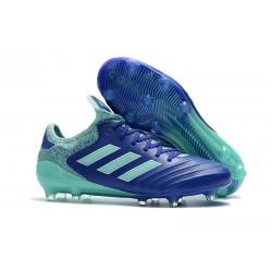 Adidas Buty Piłkarskie Copa 18.1 FG - Niebieski
