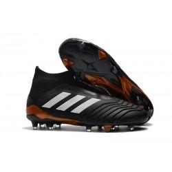 Adidas Buty Korki Predator 18+ FG - Czarny Biały Złoto