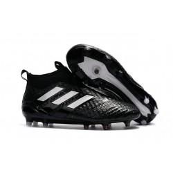 Korki Buty Adidas ACE 17+ PureControl FG - Czarny Biały