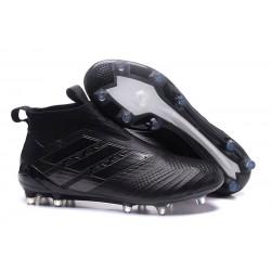 Adidas Buty Piłkarskie ACE 17+ PureControl FG - Czarny