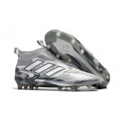Adidas Buty Piłkarskie ACE 17+ PureControl FG - Wilczy Biały