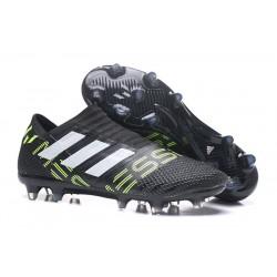 Adidas Nemeziz 17+ 360 Agility FG Buty Piłkarskie - Czarny Biały