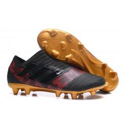 Adidas Nemeziz 17+ 360 Agility FG Buty Piłkarskie - Czarny Złoty