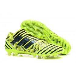 Adidas Nemeziz 17+ 360 Agility FG Buty Piłkarskie - Zielony Czarny