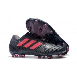 Adidas Korki Pilkarskie Nemeziz Messi 17+ 360 Agility FG - Czarny Różowy