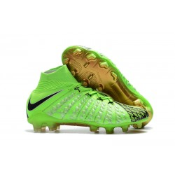 Nike Korki Hypervenom Phantom III Dynamic Fit FG EA Sports Zielony