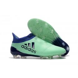 adidas X 17+ Purespeed FG Korki Pilkarskie - Zielony Czarny