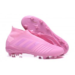 Adidas Buty Korki Predator 18+ FG - Różowy
