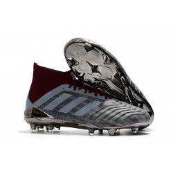 Paul Pogba adidas PP Predator 18.1 FG - Hematite Wilczy