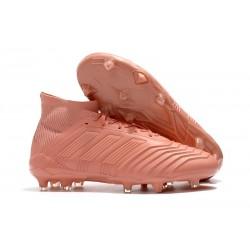 Korki Pilkarskie 2018 adidas Predator 18.1 FG - Różowy