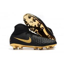 Nike Magista Obra 2 DF FG Korki Pilkarskie - Czarny Złoty