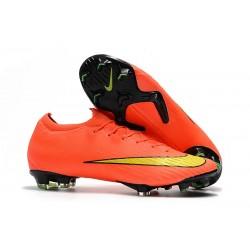 Buty Nike Mercurial Vapor XII 360 Elite FG - Pomarańczowy Zawistny