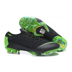 Buty Nike Mercurial Vapor XII 360 Elite FG - Czarny Zielony