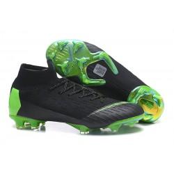 Nike Buty Piłkarskie Mercurial Superfly 6 Elite FG - Czarny Zielony