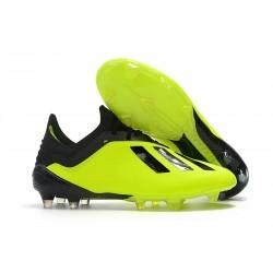 Adidas Buty adidas X 18.1 FG Zawistny Czarny