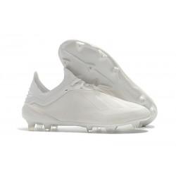 Adidas Buty adidas X 18.1 FG Biały