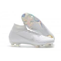 Nike Buty Piłkarskie Mercurial Superfly 6 Elite FG - Biały