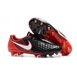 Korki Piłkarskie Nike Magista Opus II FG Czarny Czerwony