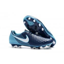Korki Piłkarskie Nike Magista Opus II FG Niebieski Biały