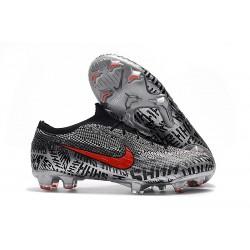 Nike Mercurial Vapor 12 Elite FG ACC Neymar Czarny Biały Czerwony