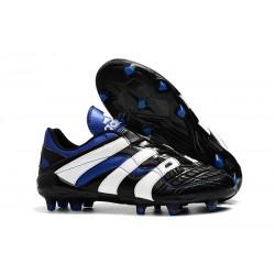 Adidas Buty Korki Predator Accelerator Electricity FG - Czarny Biały Niebieski