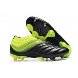 adidas Buty Piłkarskie Copa 19+ FG - Czarny Zielony