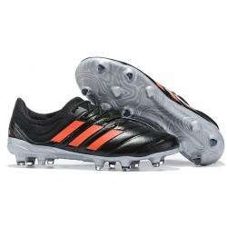 Korki Pilkarskie adidas Copa 19.1 FG - Czarny Pomarańczowy