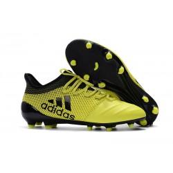 Buty adidas X 17.1 FG Meskie - Zawistny Czarny