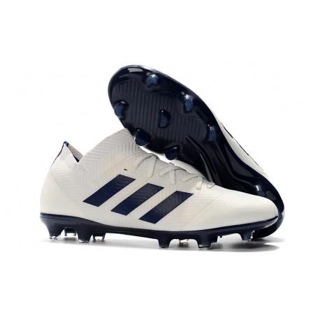 zegarek więcej zdjęć najwyższa jakość adidas Nemeziz Messi 18.1 FG Korki Pilkarskie - Biały Czarny
