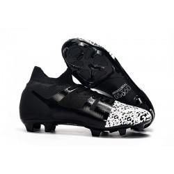 Buty Piłkarskie Nike Mercurial Greenspeed 360 FG Czarny Biały