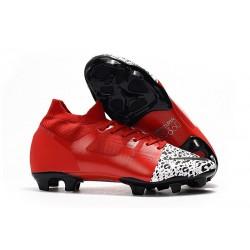 Buty Piłkarskie Nike Mercurial Greenspeed 360 FG Czerwony Biały