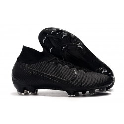 Buty Nike Mercurial Superfly 7 Elite DF FG - Under The Radar Czarny