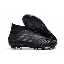 Buty piłkarskie adidas Predator 19.1 FG - Czarny