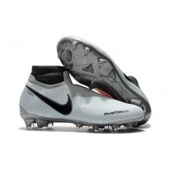 Nike Phantom VSN Elite Dynamic Fit FG Korki Pilkarskie - Wilczy Czerwony