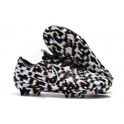 Buty Piłkarskie Nike Tiempo Legend VIII FG - Czarny Biały
