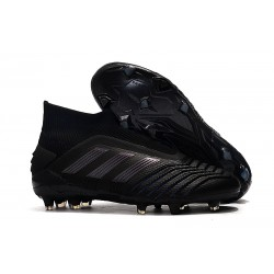 Korki Pilkarskie adidas Predator 19+ FG Czarny