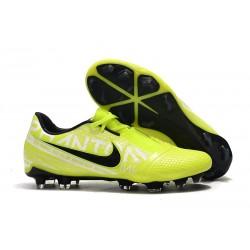 Nike Phantom Venom Elite Fg Korki Pilkarskie Żółty Biały Barely Fluorescencyjny
