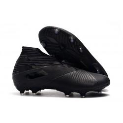 Buty piłkarskie adidas Nemeziz 19+ Fg Czarny