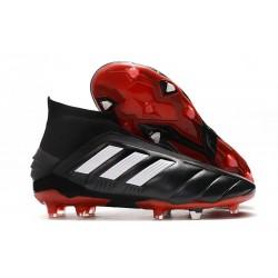 Buty Piłkarskie adidas Predator Mania 19+FG ADV - Czarny