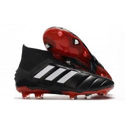 Buty piłkarskie adidas Predator 19.1 FG -Czarny