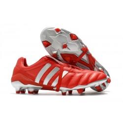 Buty Piłkarskie Adidas Predator Mania Og FG Predator Czerwony