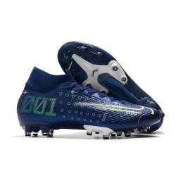 Buty piłkarskie Nike Mercurial Superfly VII Elite AG-PRO Dream Speed 001 Niebieski