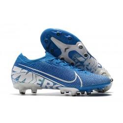 Buty piłkarskie Nike Mercurial Vapor 13 Elite AG-Pro Niebieski Biały