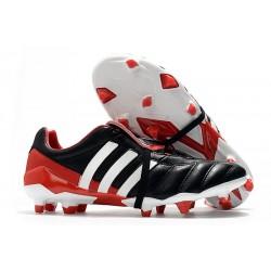 adidas Buty Piłkarskie Predator Mania FG -Czarny Biały Czerwony