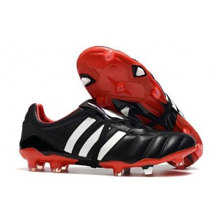 adidas Buty Piłkarskie Predator Mania FG -Czarny Czerwony Biały